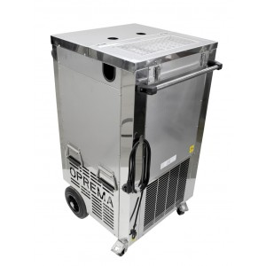 Cooler carrellato mobile  1 HP MOBI 2T2