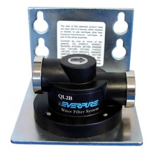 testata filtro everpure QL2B single