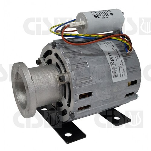 FLANGE MOTOR RPM WITH CONNECTION BOX