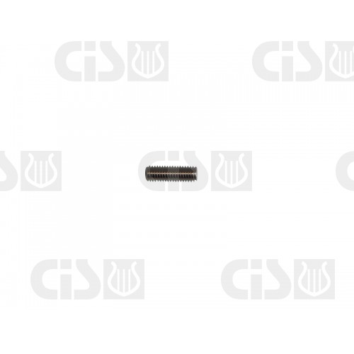 Threaded rod flat m8x25
