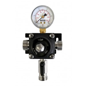 Secondary pressure regulator