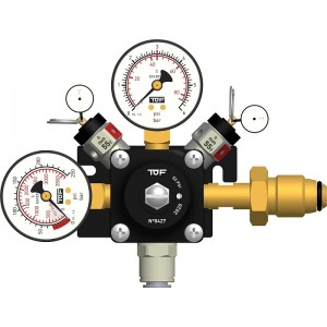 Co2 pressure regulator