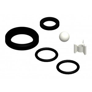 "Gaskets kit for ""D"" type dispense head"