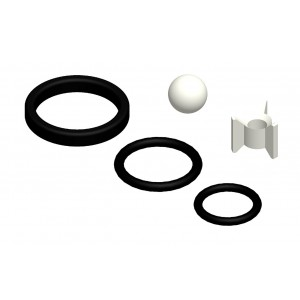 "Gaskets kit for ""U"" type dispense head"