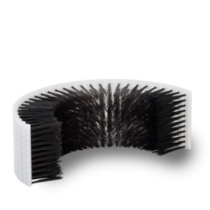 Standard brush strip