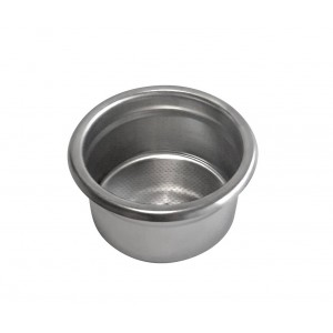 2-cups filter stainless steel - La Spaziale