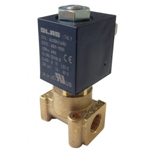 Solenoid valve 2 ways G1/8 female