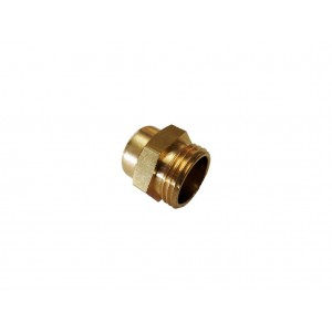 Filter compartment closing nut