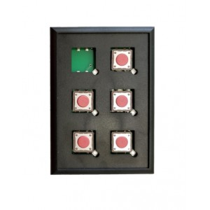 Button kit 5 switchs