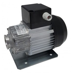 MOTOR WITH CLAMP