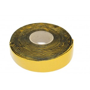 Insulating tape for pipes