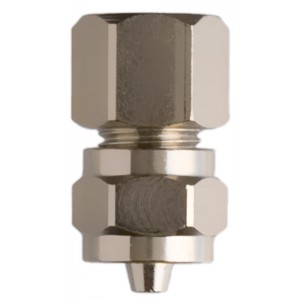 Tube connection female for hose