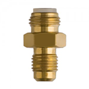 Manifold 1 outlet