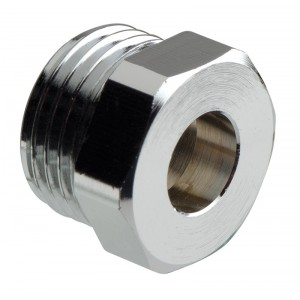 Screw connection for camshaft body