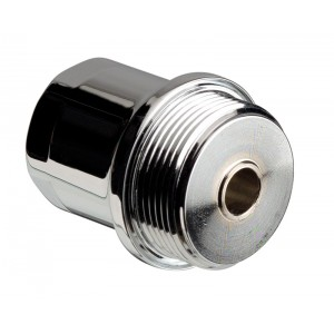 Connection for camshaft body-chrome plated
