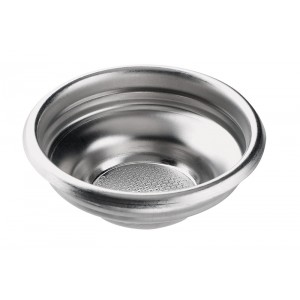 1-cup filter stainless steel compatible with machines La San Marco - non original product