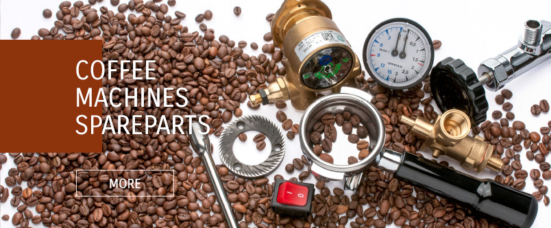 Spare parts for espresso coffee machines
