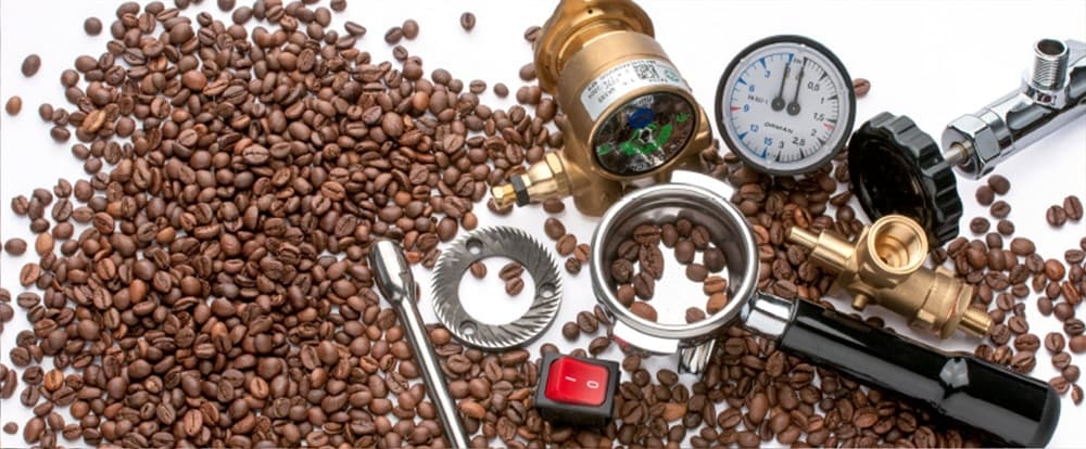 Coffee machines spare parts